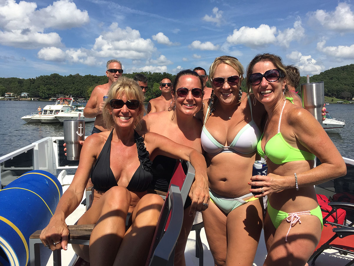 Party cove lake of the ozarks mo 2011 pictures